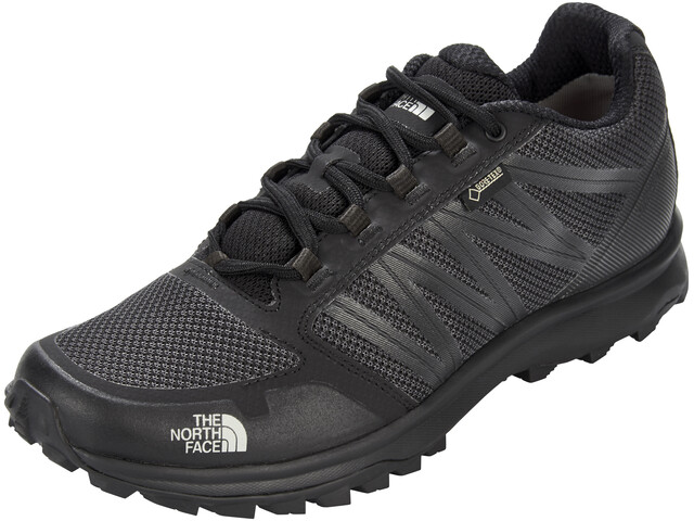 The North Face Litewave Fastpack GTX Shoes Men TNF Black/High Rise Grey
